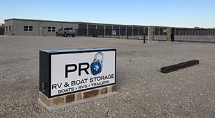 Pro RV & Boat Storage Contact