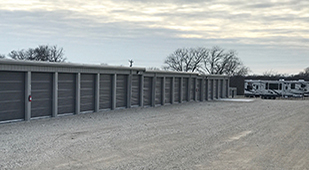 Storage Unit Location in Anna, Texas